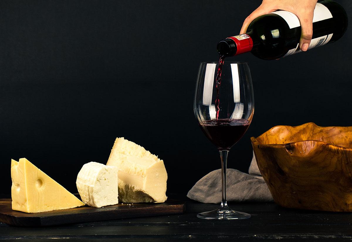 cheese pairing cabernet sauvignon